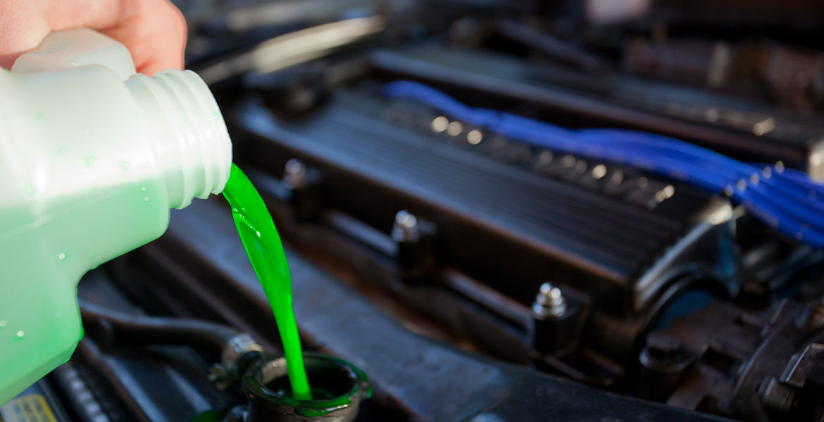 Coolant Flush Perth Car Care