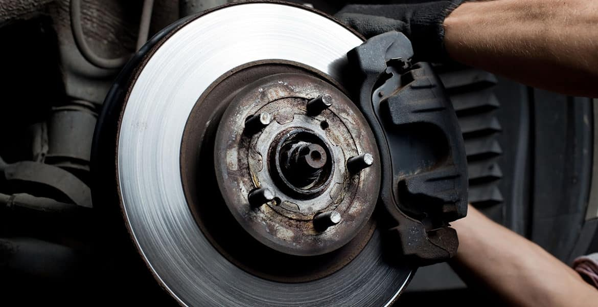 perth brake pad replacements