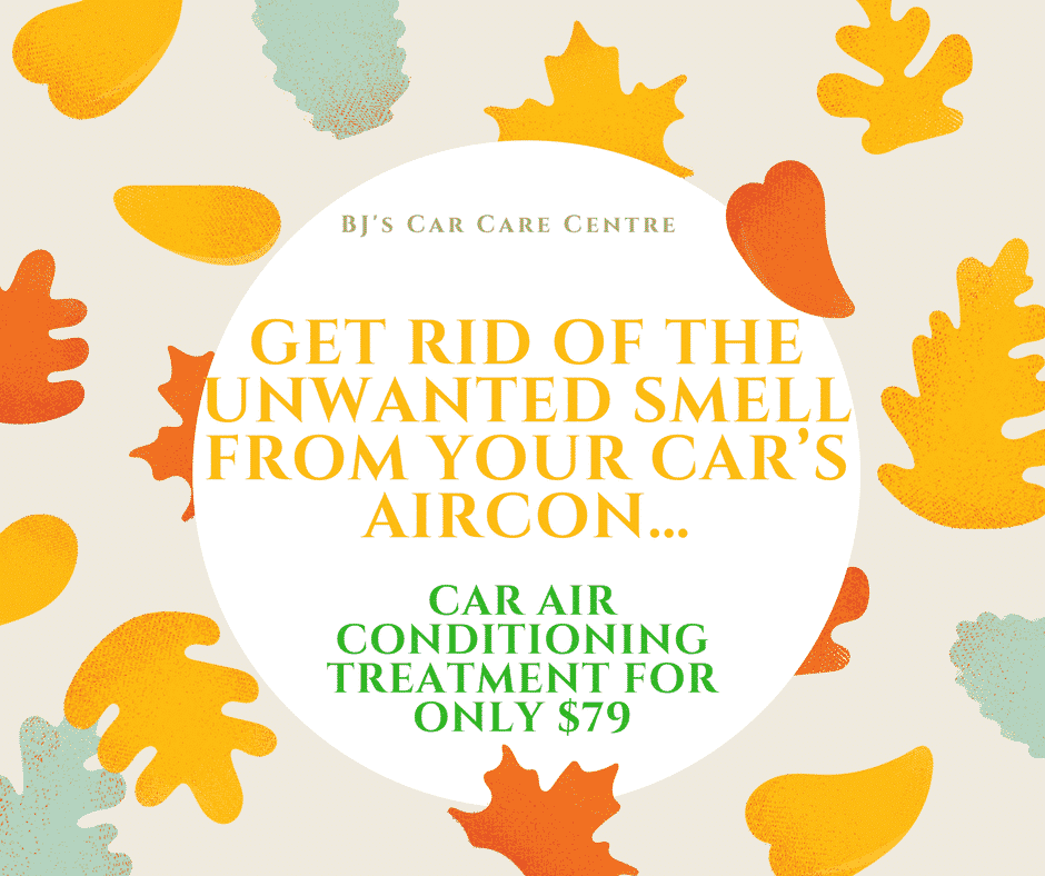 Car Air Conditioning Promo