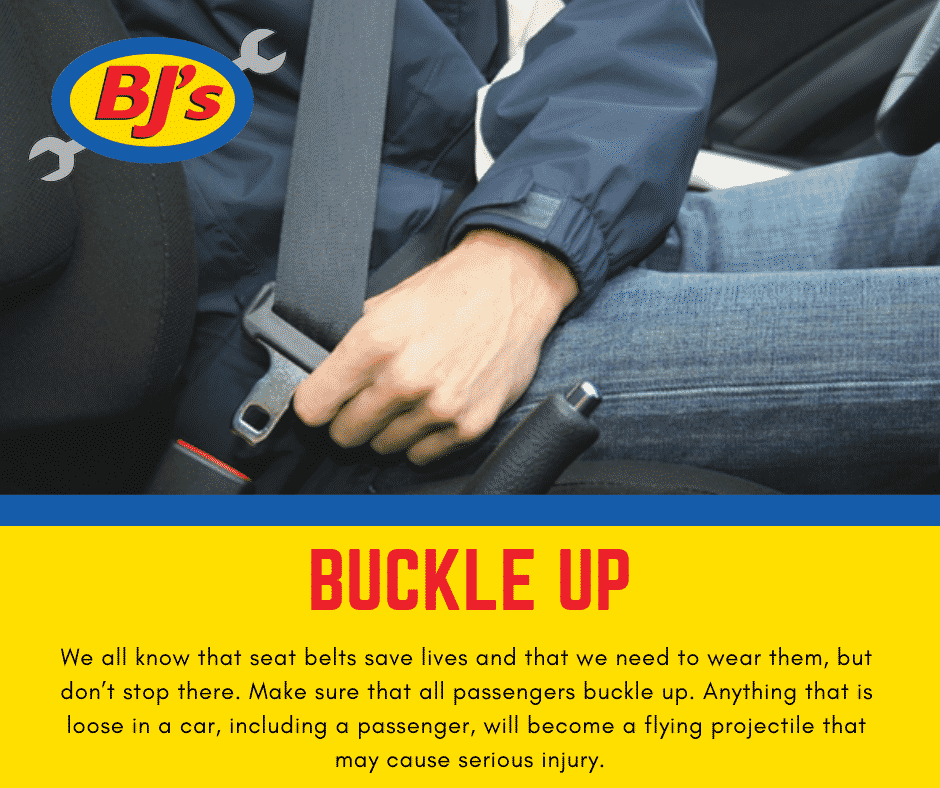 Buckle Up Car Care Tips